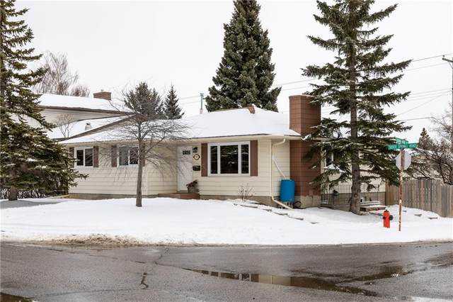 7383 Silver Springs Road NW, Calgary, AB T3B 3X1 (#C4286235) :: The Cliff Stevenson Group