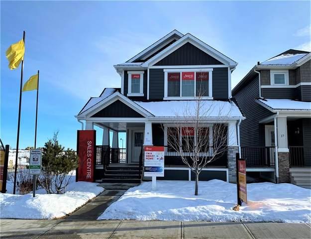 9 Legacy Glen Row SE, Calgary, AB T2X 3C9 (#C4286278) :: Calgary Homefinders