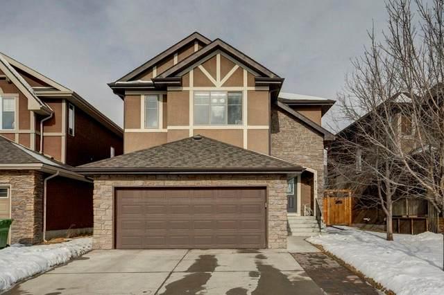 411 Tuscany Ravine Road NW, Calgary, AB T3L 3B2 (#C4286285) :: Calgary Homefinders
