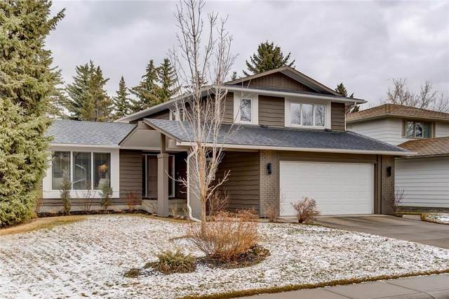 2119 Lake Bonavista Drive SE, Calgary, AB T2J 2Z8 (#C4286298) :: Redline Real Estate Group Inc