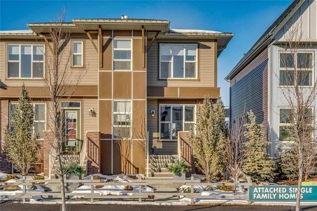 138 Livingston Avenue NE, Calgary, AB T3P 0V8 (#C4286300) :: The Cliff Stevenson Group