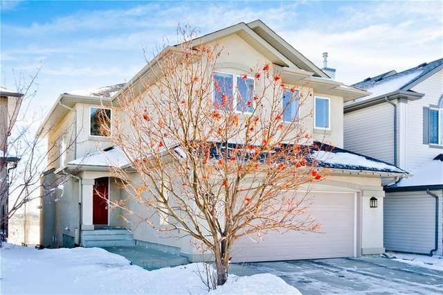 128 Tuscany Ravine Terrace NW, Calgary, AB T3L 2S7 (#C4286321) :: Calgary Homefinders