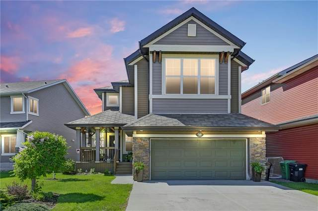 749 Tuscany Springs Boulevard NW, Calgary, AB T3L 0B7 (#C4286330) :: Calgary Homefinders