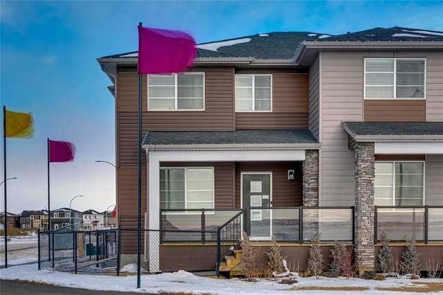206 Cornerstone Heights NE, Calgary, AB T3N 1R5 (#C4286355) :: Redline Real Estate Group Inc