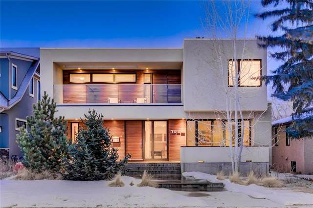1822 12 Avenue NW, Calgary, AB T2N 1J4 (#C4286361) :: Redline Real Estate Group Inc