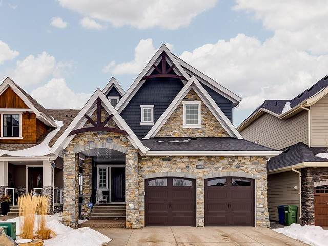 1089 Coopers Drive SW, Airdrie, AB T4B 0Z8 (#C4286391) :: Redline Real Estate Group Inc