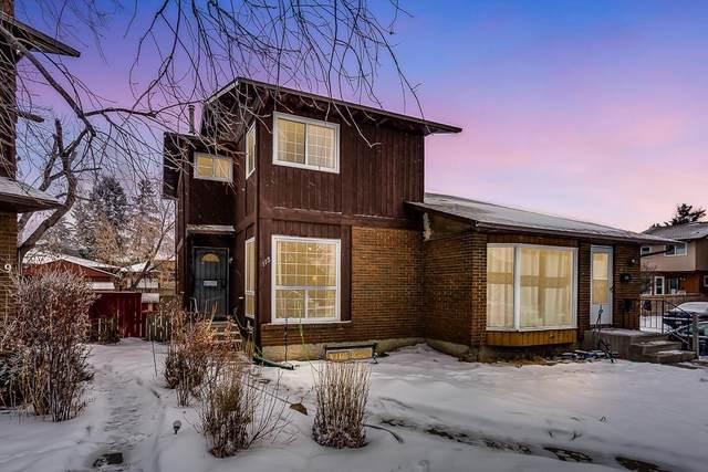 115 Whiteridge Place NE, Calgary, AB T1Y 4K2 (#C4286396) :: The Cliff Stevenson Group