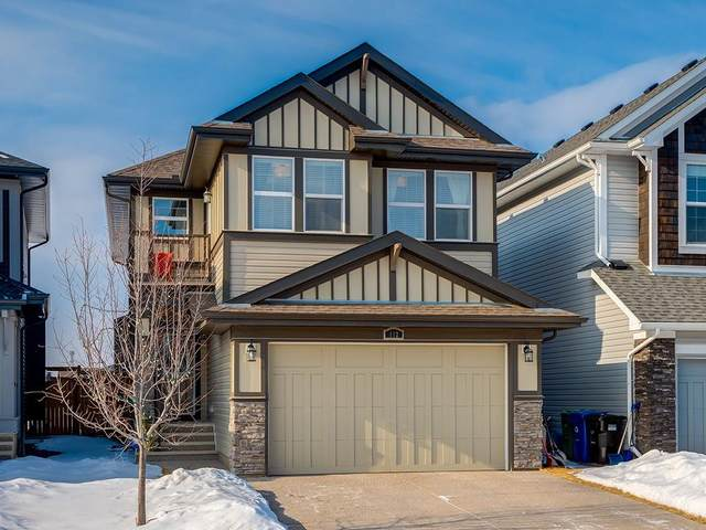 112 Auburn Meadows Crescent SE, Calgary, AB T3M 2E2 (#C4286447) :: Virtu Real Estate