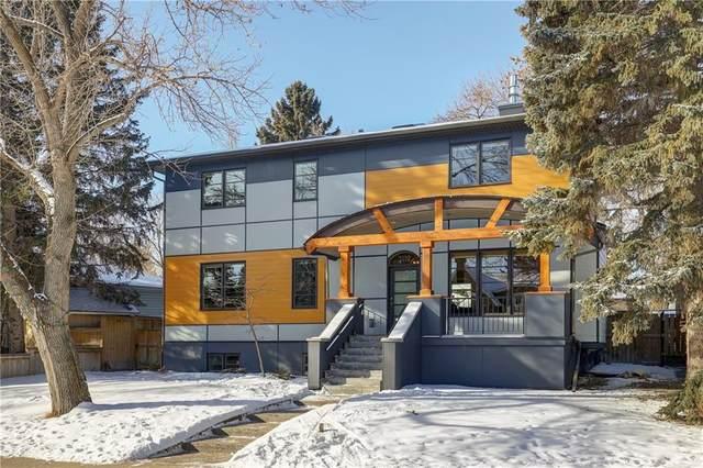 3119 Kilkenny Road SW, Calgary, AB T3E 4R5 (#C4286465) :: Calgary Homefinders