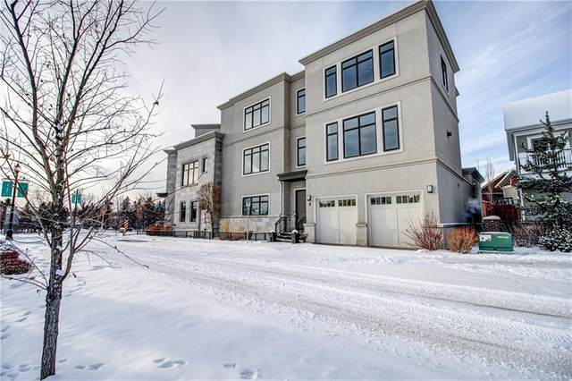 8 Victoria Cross Boulevard SW, Calgary, AB T3E 7V6 (#C4286472) :: The Cliff Stevenson Group
