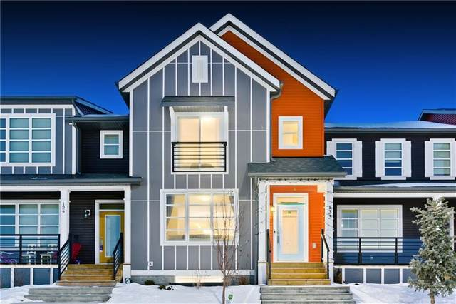 133 Savanna Street NE, Calgary, AB T3J 0X3 (#C4286477) :: Calgary Homefinders