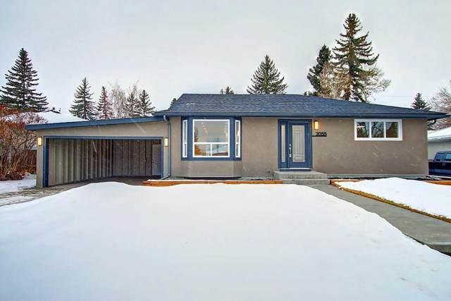 2055 33 Street SE, Calgary, AB T2B 0T8 (#C4286488) :: The Cliff Stevenson Group