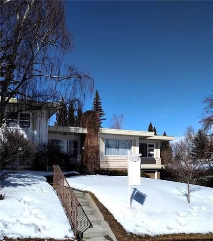 4715 Charles Avenue SW, Calgary, AB T2S 1N4 (#C4286515) :: The Cliff Stevenson Group
