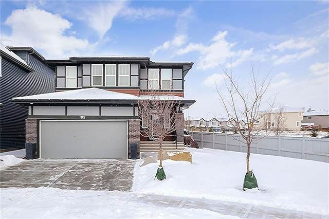 95 Tuscany Ridge Manor NW, Calgary, AB T3L 0L4 (#C4286571) :: Calgary Homefinders