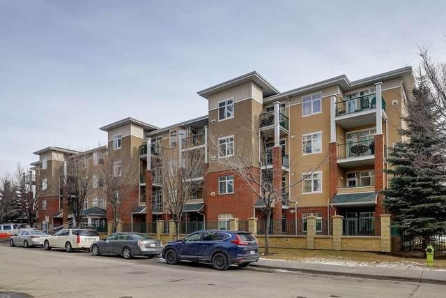 5720 2 Street SW #405, Calgary, AB T2H 3B3 (#C4286575) :: The Cliff Stevenson Group