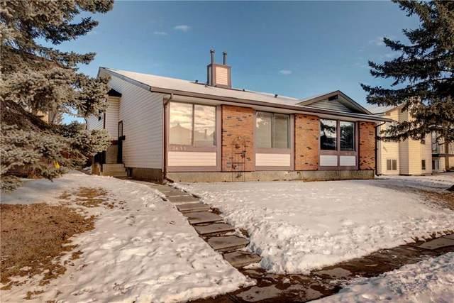 3633 & 3635 Cedarille Drive SW, Calgary, AB T2W 3J4 (#C4286579) :: The Cliff Stevenson Group