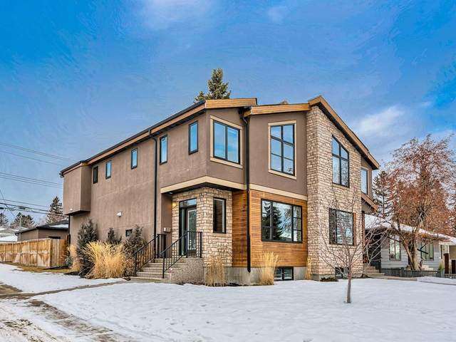 3702 21 Avenue SW, Calgary, AB T3E 7Z1 (#C4286586) :: Calgary Homefinders