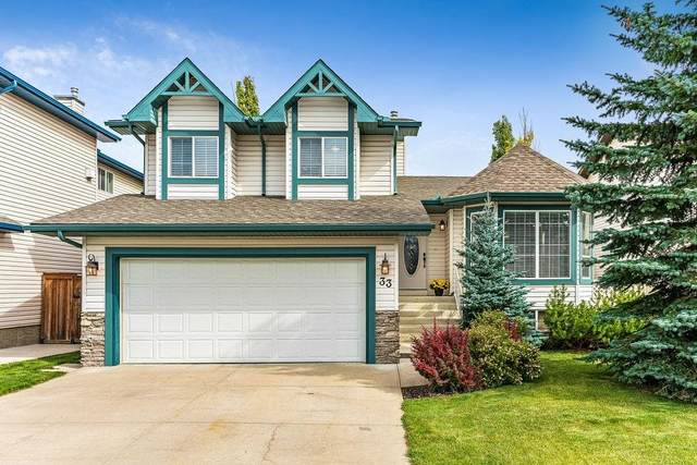 33 Canoe Circle SW, Airdrie, AB T4B 2L7 (#C4286603) :: Redline Real Estate Group Inc