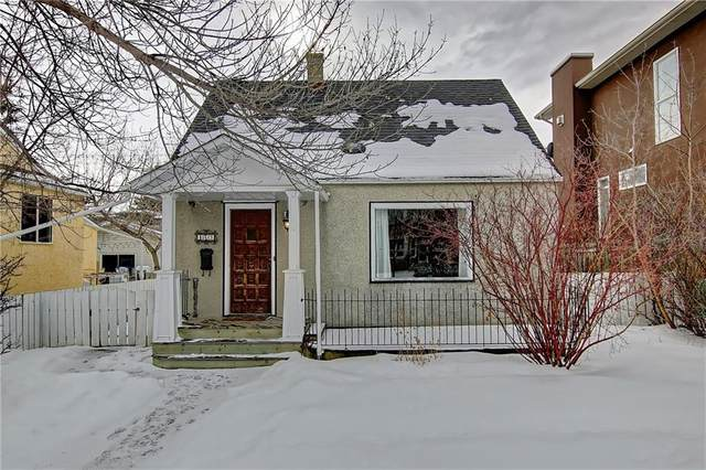469 27 Avenue NW, Calgary, AB  (#C4286616) :: The Cliff Stevenson Group