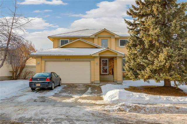 352 Sun Valley Drive SE, Calgary, AB T2X 2W3 (#C4286628) :: The Cliff Stevenson Group