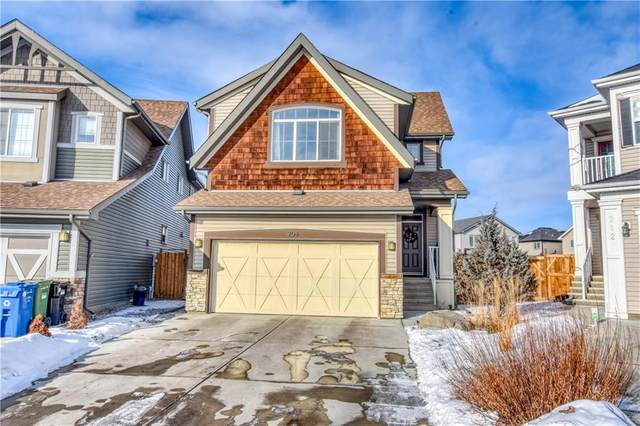 208 Copperpond Green SE, Calgary, AB T2Z 1H9 (#C4286631) :: The Cliff Stevenson Group