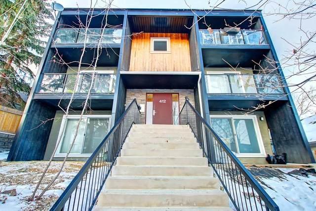 412 2 Avenue NE #303, Calgary, AB T2E 0E6 (#C4286633) :: Calgary Homefinders