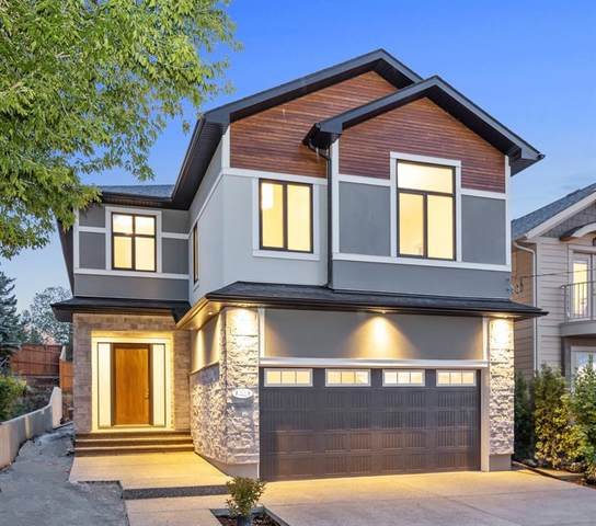 1012 17 Street NW, Calgary, AB T2N 2E4 (#C4286651) :: Redline Real Estate Group Inc