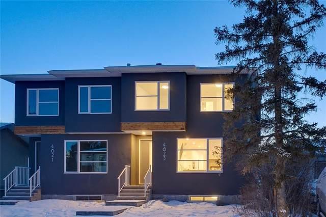 4623 19 Avenue NW, Calgary, AB T3B 0S4 (#C4286663) :: Calgary Homefinders