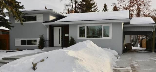 1423 96 Avenue SW, Calgary, AB T2V 0Y6 (#C4286689) :: The Cliff Stevenson Group
