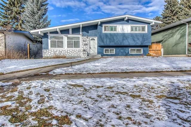 4615 Brisebois Drive NW, Calgary, AB T2L 2G3 (#C4286706) :: Calgary Homefinders