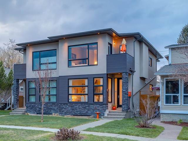 2420 Bowness Road NW, Calgary, AB T2N 3L7 (#C4286715) :: The Cliff Stevenson Group