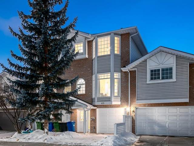 415 20 Street NW, Calgary, AB T2N 4W2 (#C4286730) :: The Terry Team