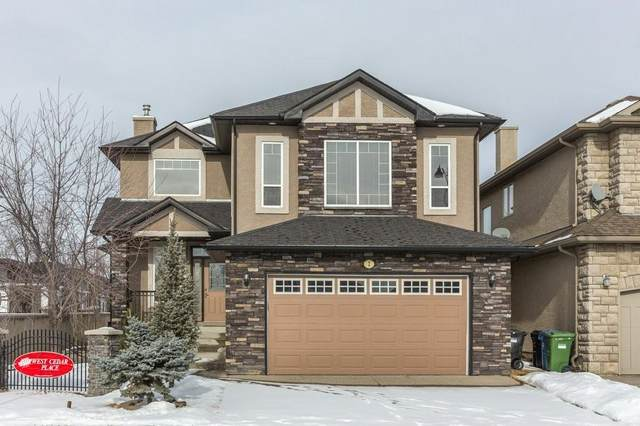 2 West Cedar Place SW, Calgary, AB T3H 5T9 (#C4286734) :: The Cliff Stevenson Group