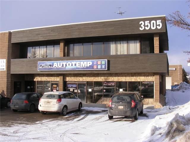 3505 32 Street NE #1, Calgary, AB T1Y 5Y9 (#C4286738) :: The Cliff Stevenson Group