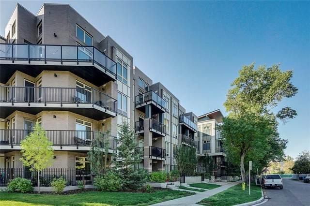 823 5 Avenue NW #116, Calgary, AB T2N 0R5 (#C4286789) :: Calgary Homefinders
