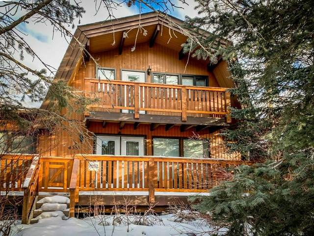 438 1st Street, Canmore, AB T1W 2K9 (#C4286825) :: Canmore & Banff
