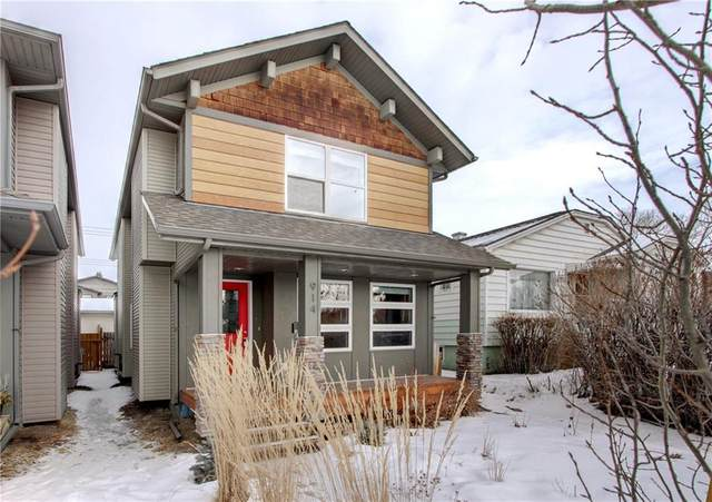 914 20 Avenue NW, Calgary, AB T2M 1E5 (#C4286846) :: The Cliff Stevenson Group