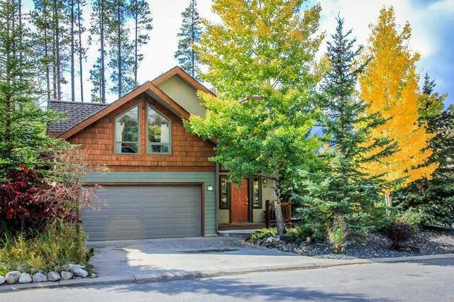 16 Terrace Place, Canmore, AB T1W 2Y3 (#C4286848) :: The Cliff Stevenson Group