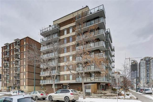 1208 14 Avenue SW #204, Calgary, AB T3C 0V9 (#C4286850) :: Calgary Homefinders