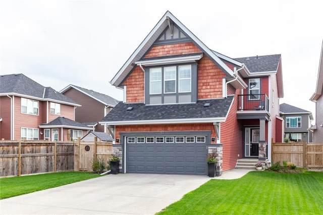 92 Auburn Glen Garden(S) SE, Calgary, AB T3M 1P1 (#C4286856) :: The Cliff Stevenson Group