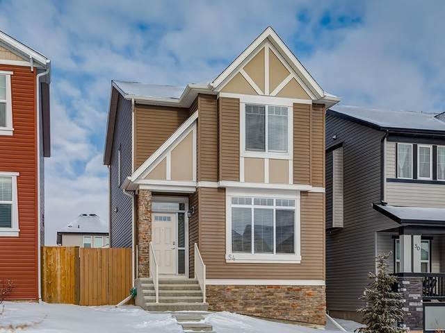 54 Nolanfield Terrace NW, Calgary, AB T3R 0M5 (#C4286860) :: The Cliff Stevenson Group