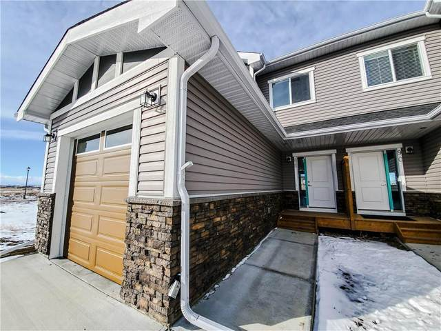 351 Monteith Drive SE #88, High River, AB T1V 0E9 (#C4286866) :: The Cliff Stevenson Group