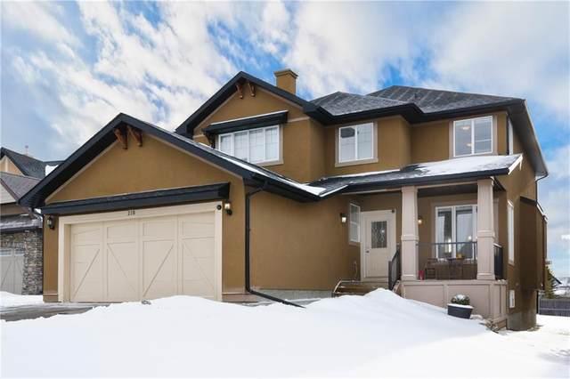 218 Tusslewood Grove NW, Calgary, AB T3L 2Y4 (#C4286882) :: Calgary Homefinders