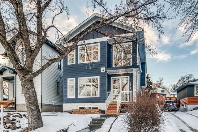 193 Hendon Drive NW, Calgary, AB T2K 1Y6 (#C4286904) :: Redline Real Estate Group Inc