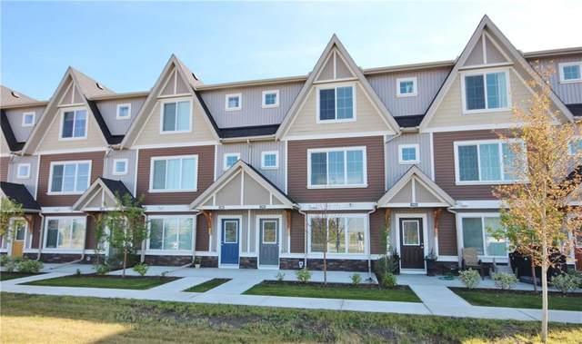250 Fireside View #1703, Cochrane, AB T4C 2M2 (#C4286905) :: Redline Real Estate Group Inc