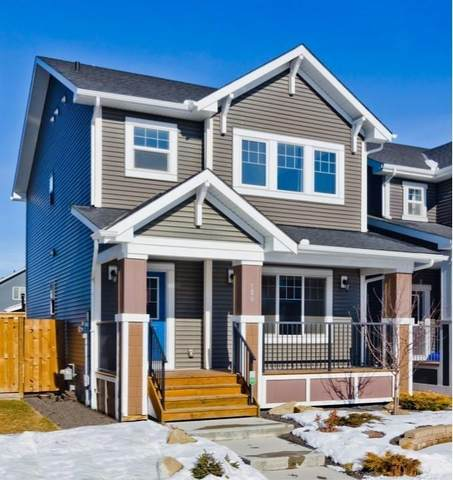 120 Fireside Drive, Cochrane, AB T4C 0V6 (#C4286907) :: Redline Real Estate Group Inc