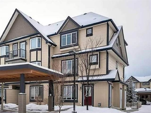 133 Copperpond Heights SE #6, Calgary, AB  (#C4286911) :: The Cliff Stevenson Group