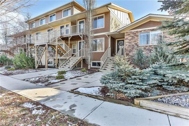 323 4 Avenue #111, Strathmore, AB T1P 1B5 (#C4286943) :: The Cliff Stevenson Group