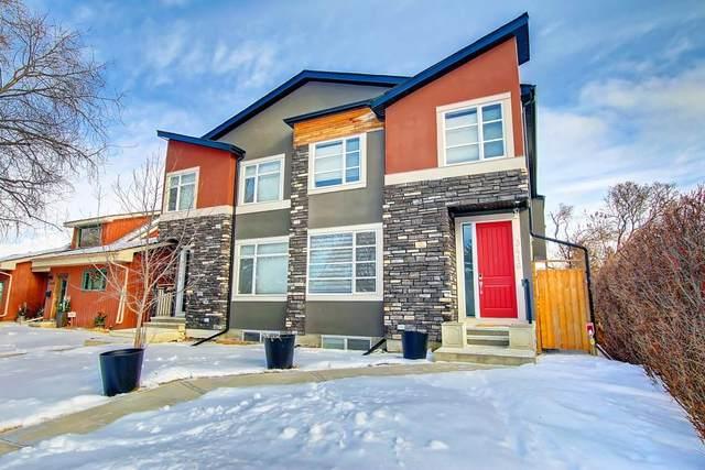 3416 Centre B Street NW, Calgary, AB T3B 0P1 (#C4286948) :: Calgary Homefinders