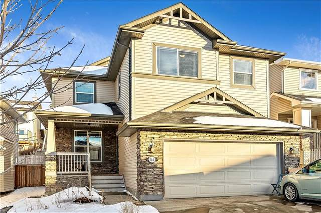 54 Crestmont Drive SW, Calgary, AB  (#C4286967) :: The Cliff Stevenson Group